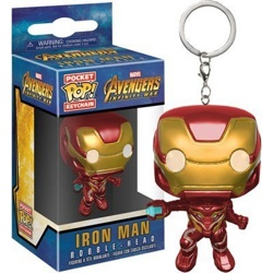 Брелок Funko Pocket POP! Keychain: Marvel: Avengers Infinity War: Iron Man