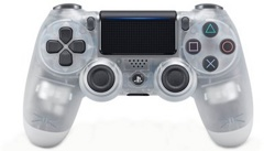 Геймпад DualShock 4 Wireless Controller Crystal V2 (PS4)