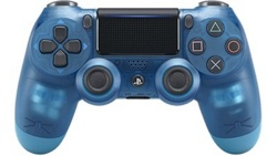 Геймпад DualShock 4 Wireless Controller Crystal Blue V2 (PS4)