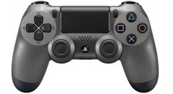 Геймпад DualShock 4 Wireless Controller Steel Black V2 (PS4)