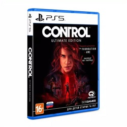 Control Ultimate Edition (PS5) Предзаказ