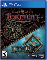 Icewind Dale: Enhanced Edition и Planescape Torment: Enhanced Edition (PS4)