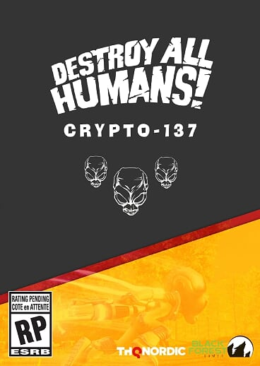 Destroy All Humans! Crypto-137 Edition (PS4)