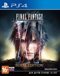 Final Fantasy XV. Royal Edition (PS4)