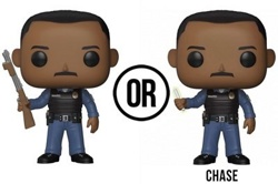 Фигурка Funko POP! Vinyl: Bright S1: Daryl Ward w/ Chase