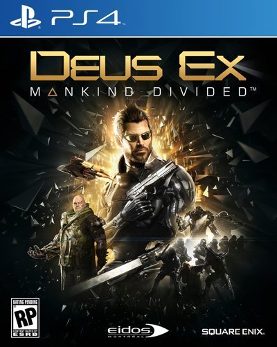 ������ Deus Ex: Mankind Divided (PS4) � ������ �������� ��������