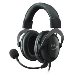 Гарнитура HyperX Cloud II (GunMetal)