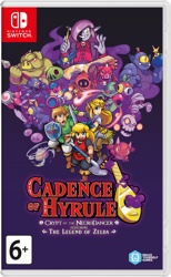 Cadence of Hyrule: Crypt of the NecroDancer (Switch) Предзаказ