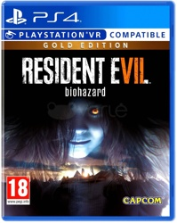 Resident Evil 7: Biohazard Gold Edition (поддержка PS VR) (PS4)