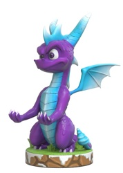 Подставка Cable guy: Spyro: Ice Spyro