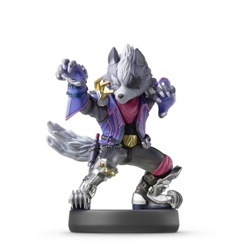 Фигурка amiibo Волк (коллекция Super Smash Bros.)