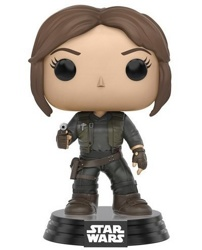 Фигурка Funko POP! Bobble: Star Wars: Rogue One: Jyn Erso