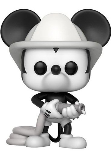 Фигурка Funko POP! Vinyl: Disney: Mickey's 90th: Firefighter Mickey
