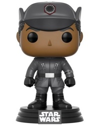 Фигурка Funko POP! Bobble: Star Wars: E8 TLJ: Finn
