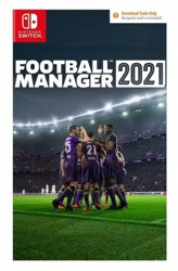 Football Manager 21 Touch. Код загрузки без диска (Switch)
