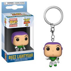 Брелок Funko Pocket POP! Keychain: Disney: Toy Story 4: Buzz