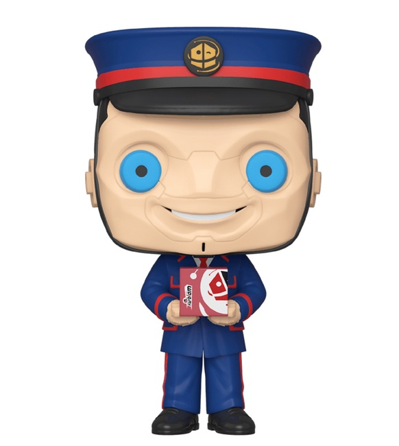 Фигурка Funko POP! Vinyl: Doctor Who: The Kerblam Man