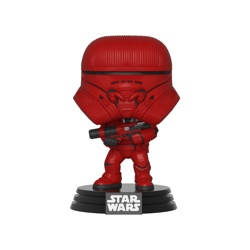 Фигурка Funko POP! Bobble: Star Wars Ep 9: Sith Jet Trooper