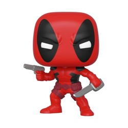Фигурка Funko POP! Bobble: Marvel: 80th First Appearance: Deadpool