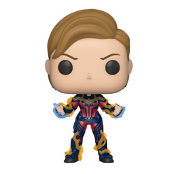 Фигурка Funko POP! Bobble: Marvel: Avengers Endgame: Captain Marvel w/New Hair