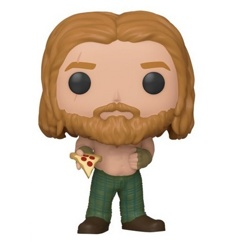 Фигурка Funko POP! Bobble: Marvel: Avengers Endgame: Thor w/Pizza