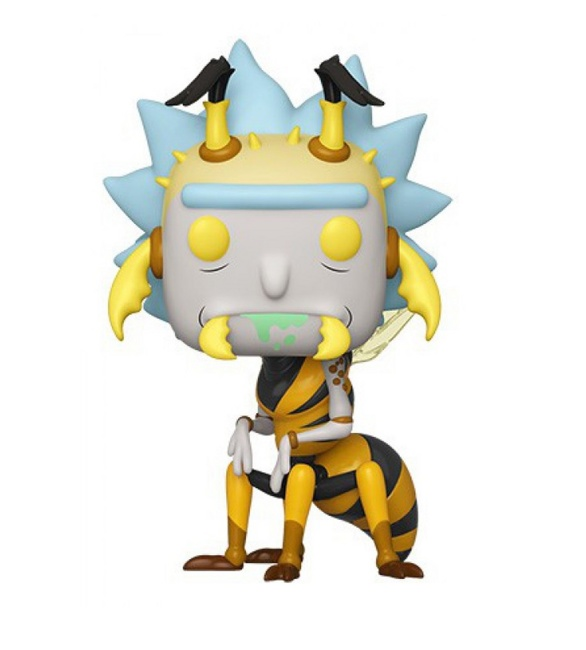 Фигурка Funko POP! Vinyl: Rick & Morty: Wasp Rick
