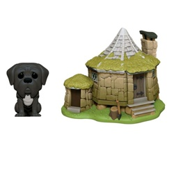Фигурка Funko POP! Vinyl: Town: Harry Potter: Hagrid's Hut w/ Fang