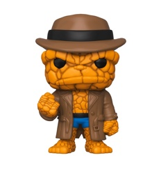 Фигурка Funko POP! Bobble: Marvel: Fantastic Four: The Thing (Disguised) (Exc)