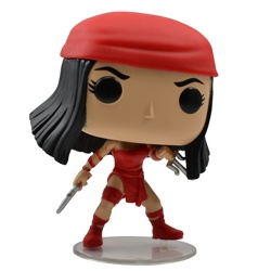 Фигурка Funko POP! Bobble: Marvel: Marvel 80th: First Appearance Elektra (Exc)