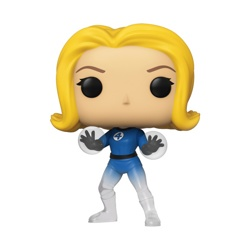 Фигурка Funko POP! Bobble: Marvel: Fantastic Four: Invisible Girl (TRL) (Exc)