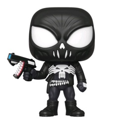 Фигурка Funko POP! Bobble: Marvel: Marvel Venom S3: Punisher