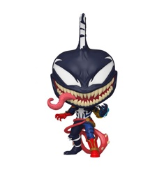 Фигурка Funko POP! Bobble: Marvel: Marvel Venom S3: Captain Marvel