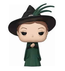 Фигурка Funko POP! Vinyl: Harry Potter S8: Minerva McGonagall (Yule)