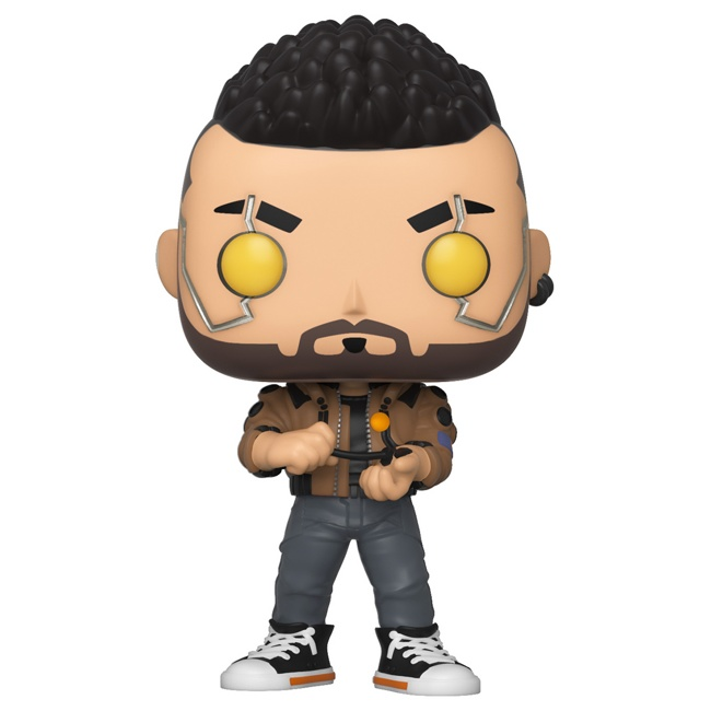 Фигурка Funko POP! Cyberpunk 2077: V-Male
