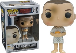 Фигурка Funko POP! Stranger Things: Eleven Hospital Gown