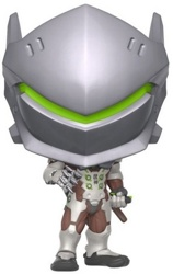 Фигурка Funko POP! Vinyl: Games: Overwatch S4: Genji