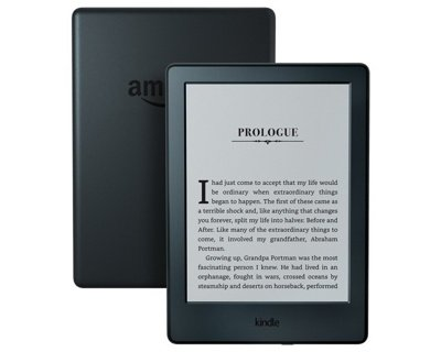 Электронная книга Amazon Kindle 8 Black