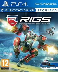 RIGS: Mechanized Combat League (только для VR) (PS4)