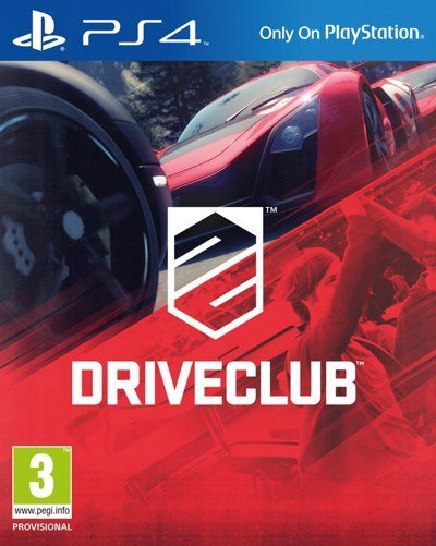 DriveClub (PS4) Б.У.