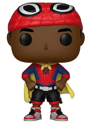купить Фигурка Funko POP! Bobble: Marvel: Animated Spider-Man: Miles w/ Cape в Минске Беларусь доставка