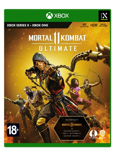 Mortal Kombat 11 Ultimate (Xbox)