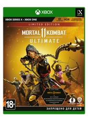 Mortal Kombat 11 Ultimate. Limited Edition (Xbox)