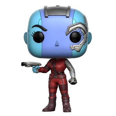 купить Фигурка Funko POP! Bobble: Marvel: Guardians O/T Galaxy 2: Nebula в Минске Беларусь доставка