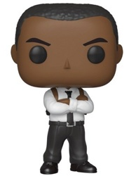 Фигурка Funko POP! Bobble: Marvel: Captain Marvel: Nick Fury