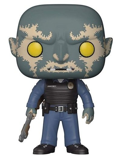 Фигурка Funko POP! Vinyl: Bright S1: Nick Jakoby w/ Gun