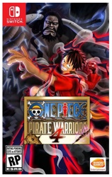 One Piece Pirate Warriors 4 (Switch) Предзаказ