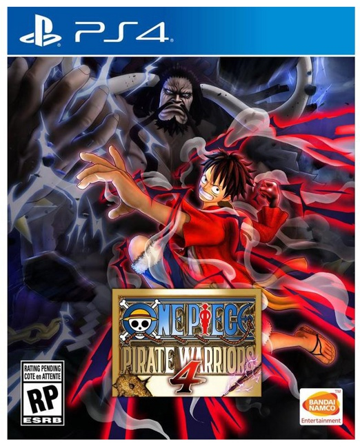 One Piece Pirate Warriors 4 (PS4) Предзаказ