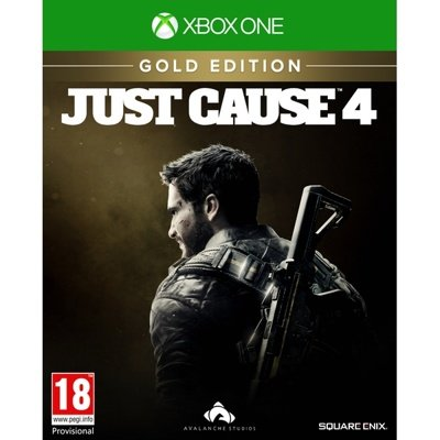 Just Cause 4 Золотое издание (Xbox One)