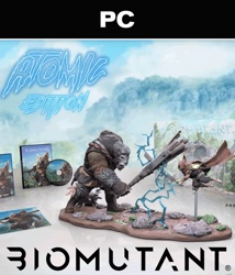 Biomutant Atomic Edition (PC) Предзаказ