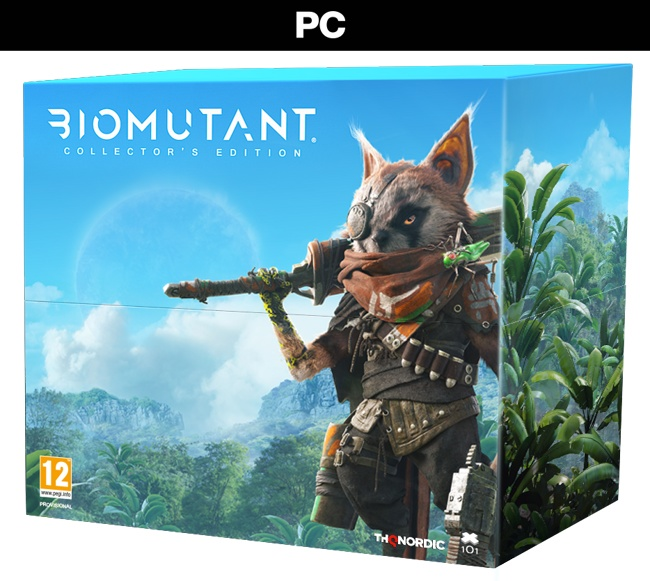 Biomutant Collector Edition (PC) Предзаказ